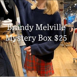 Brandy Melville Mystery Box 5 for $25